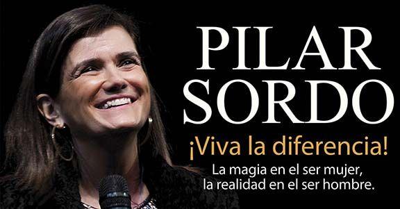 """PILAR SORDO """"Viva la Diferencia"""""""