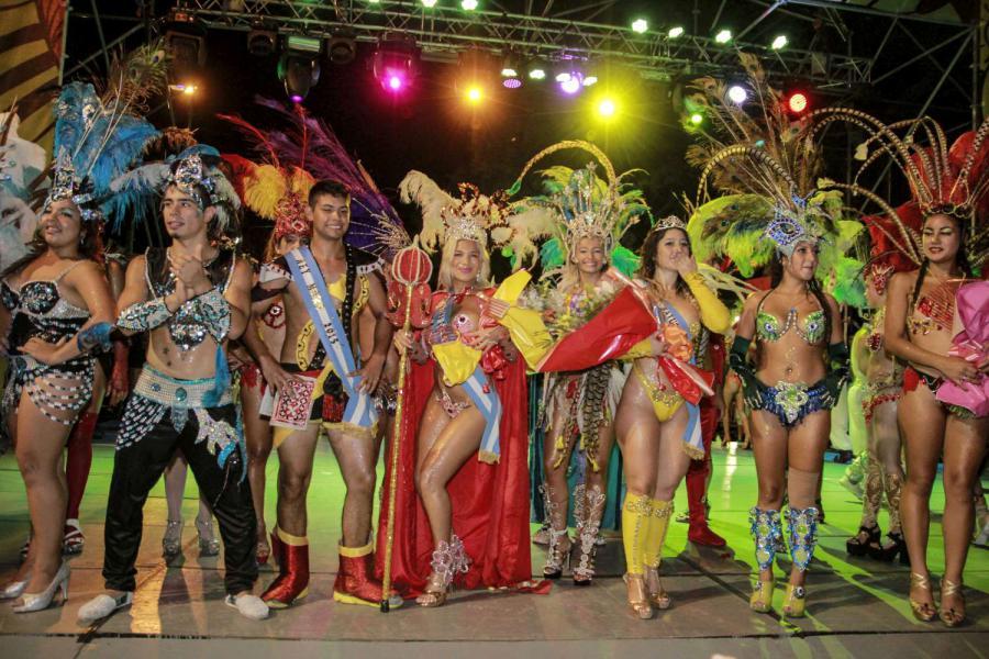 Se viene una nueva edición de Carnavales