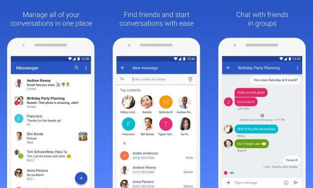 Google lanzará Chat para competir con WhatsApp