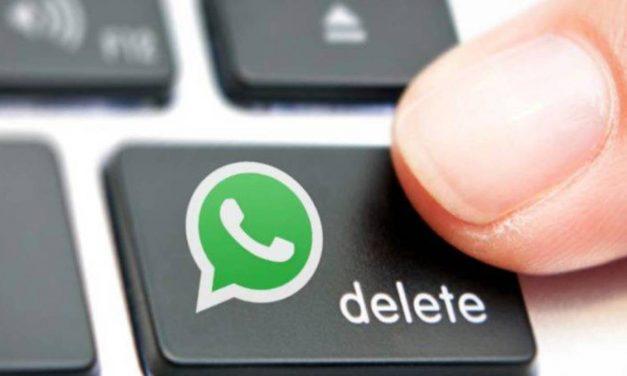 WhatsApp permitirá recuperar las fotos que se borraron