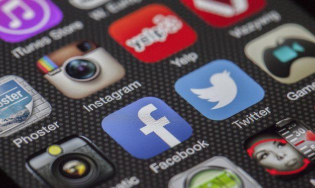 Los usuarios de redes sociales eligen como informarse
