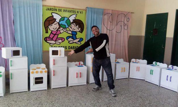Una iniciativa que promueve juguetes inclusivos