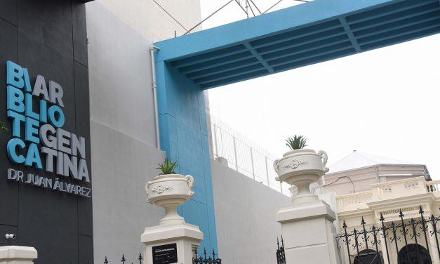 La Biblioteca Argentina estrena edificio