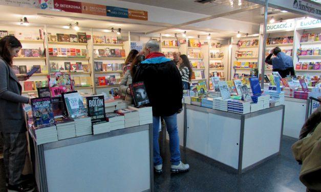 Entre libros: Arrancó la Feria