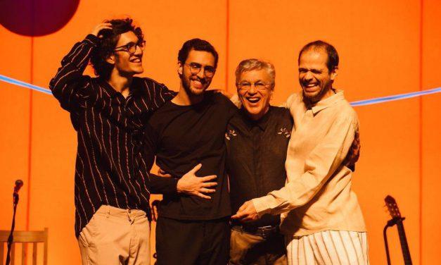 Caetano y sus hijos presentan Ofertorio