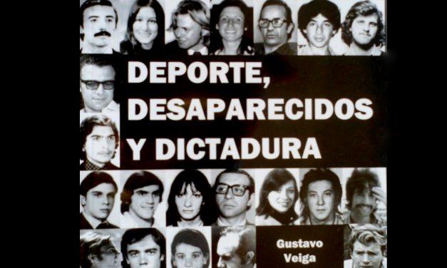Presentación del libro Deporte, Desaparecidos y Dictadura