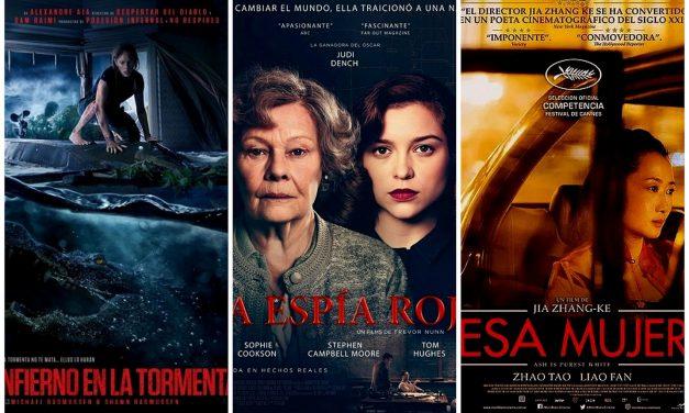 Estrenos de cine jueves 25 de julio de 2019