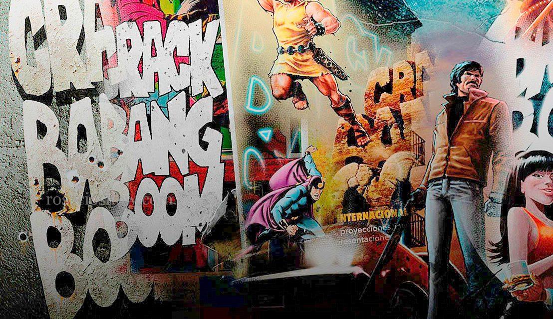 Crack Bang Boom 10: Homenaje a la Historieta Nacional