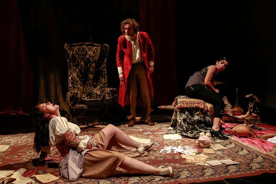 Vuelve Fausto, o la pasión según Margarita