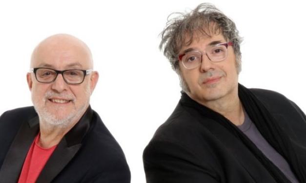 Baglietto y Vitale presentan Canciones Inoxidables