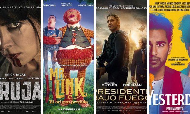 Estrenos de cine jueves 12 de septiembre de 2019